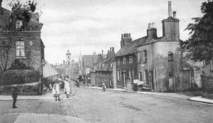 High Street 1900's