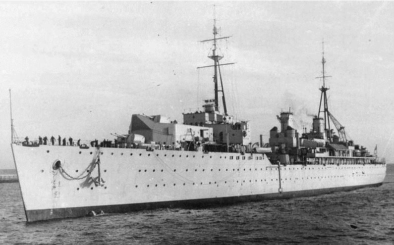 HMS Adamant