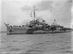 HMS Albury