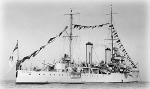 HMS Arethusa