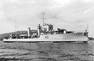 HMS Basilk