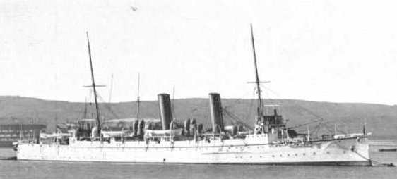 HMS Bonaventure