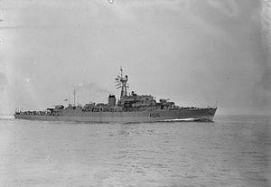 HMS Carnarvon Bay