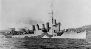 HMS Charlestown