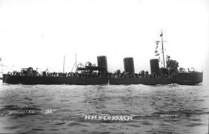 HMS Cossack