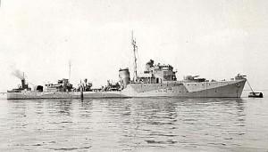 HMS Cotswold