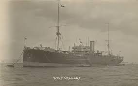 HMS Cyclops