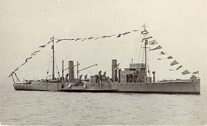 HMS Cheltenham