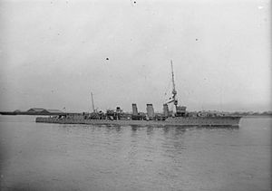 HMS Conquest