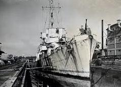 HMS Dakins