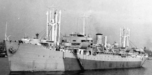 HMS Dodman Point