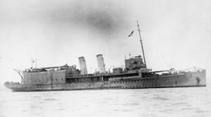 HMS Empress