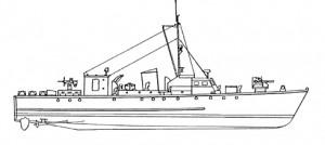 Fairmile B Motor Launch