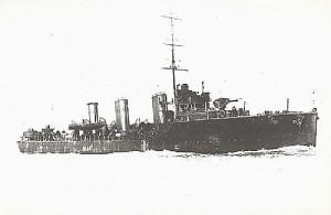 HMS Foxhound