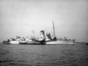 HMS Goatfell