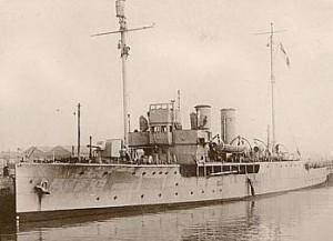 HMS Godetia