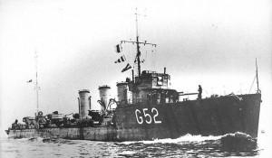 HMS Satyr
