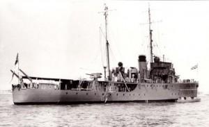 HMS Halcyon
