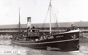 HMT James Lay