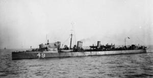 HMS Kestrel