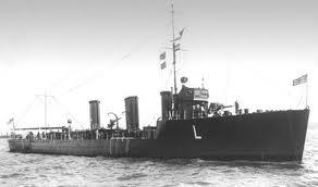 L Class Destroyer