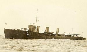 HMS Louis