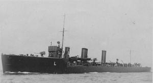 HMS Lucifer