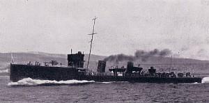 HMS Lurcher