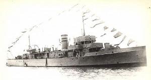 HMS Lydd