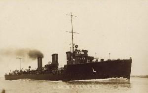 HMS Laertes
