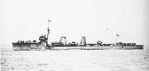 HMS Landrail