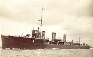 HMS Lawford