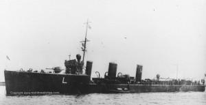 HMS Llewellyn