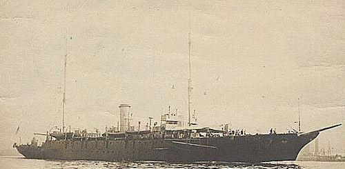HMS Maidstone