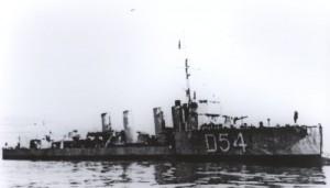 HMS Mentor