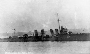 HMS Mansfield