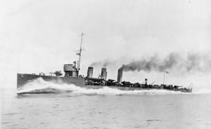 HMS Marmion