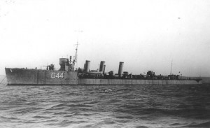 HMS Oriole