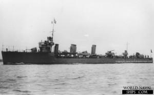 HMS Radiant