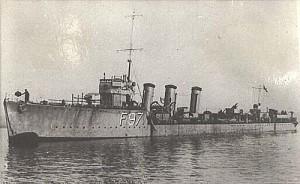 HMS Redgauntlet