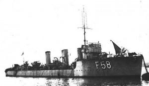 HMS Retriever