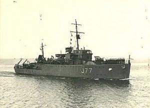 HMS Romney