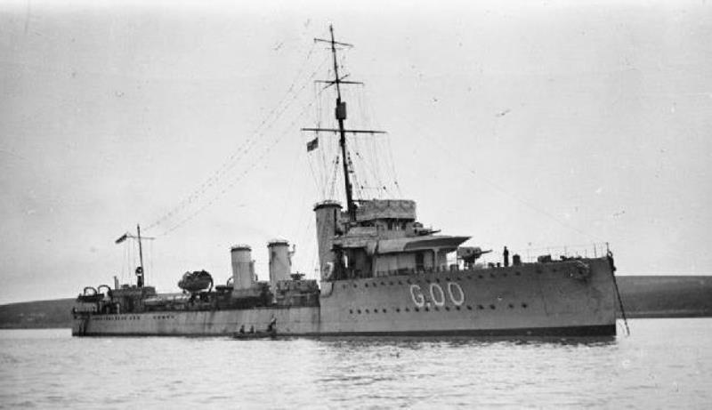 HMS Seymour