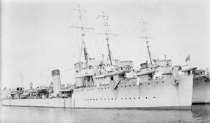 HMS Shakespeare
