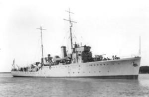HMS Skipjack