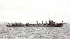 HMS Springbok