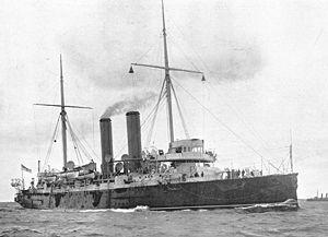 HMS St George