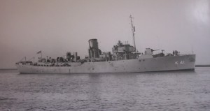 HMS Sunflower