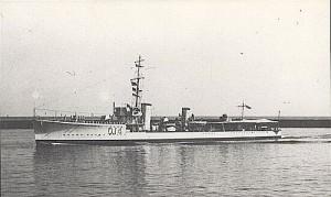 HMS Swallow