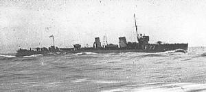 HMS Sybille